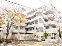 東京都葛飾区四つ木5の賃貸マンションの外観