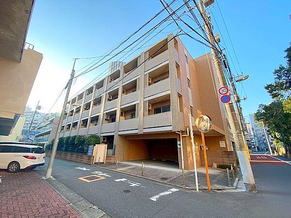 クラインベルク中目黒 1階の賃貸【東京都 / 目黒区】