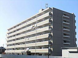 岡山県岡山市南区新福1丁目の賃貸マンションの外観