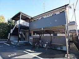 静岡県浜松市中区泉1の賃貸アパートの外観