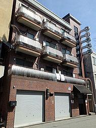 大阪府大阪市北区長柄中3丁目の賃貸マンションの外観