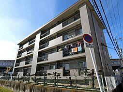 奈良コーポ[1階]の外観