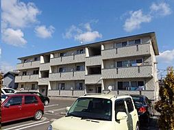 広島県福山市引野町3丁目の賃貸アパートの外観