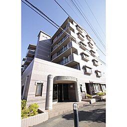 茨城県土浦市富士崎2丁目の賃貸マンションの外観