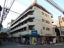 山田マンション[4階]の外観
