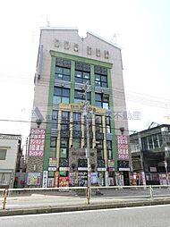 ヤサカパートII[5階]の外観