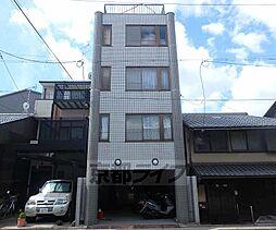 京都府京都市下京区西側町の賃貸マンションの外観