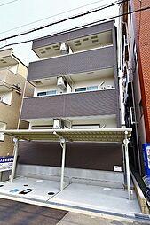 フジパレス住吉沢之町I番館[2階]の外観