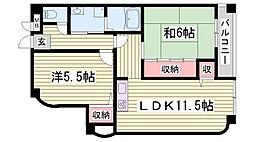 高砂駅 4.9万円