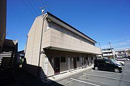 サンハイツサノックス D棟[1階]の外観