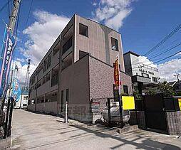 京都府京都市伏見区下鳥羽西芹川町の賃貸マンションの外観