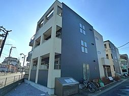 PATIO SQUARE新松戸B[1階]の外観