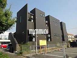 愛知県名古屋市中川区中郷2の賃貸アパートの外観