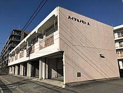 ハイツヒノモトA棟[205号室]の外観