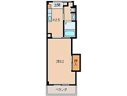 メゾン・ド・ソーラス[2階]の間取り