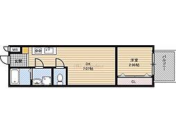 京阪本線 京橋駅 徒歩1分の賃貸マンション