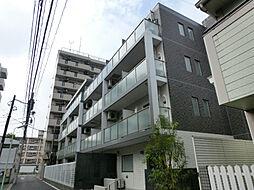 フォレスト東高円寺[4階]の外観