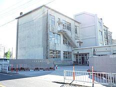 水戸市立酒門小学校(1407m)