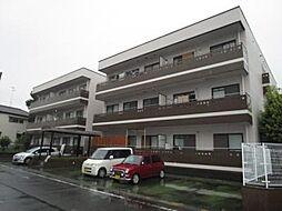 大阪府茨木市鮎川2丁目の賃貸マンションの外観