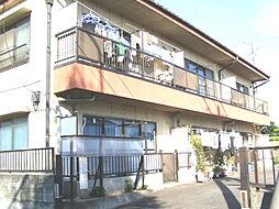 東京都板橋区赤塚7丁目の賃貸アパートの外観