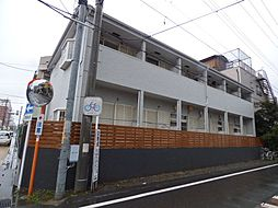 沖田コーポ戸田[2階]の外観