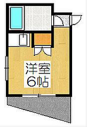 シェモワ30[2A号室]の間取り