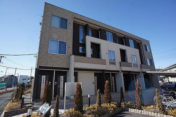 アンベリール 3階の賃貸【千葉県 / 流山市】