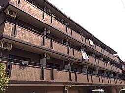 兵庫県尼崎市杭瀬南新町1丁目の賃貸マンションの外観