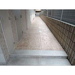オランジュ上小阪[2階]の外観