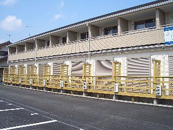 メゾンドHOJO(ペット可)[1階]の外観