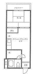 東京都葛飾区柴又1丁目の賃貸マンションの外観