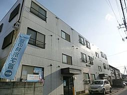 横田ハイツ[2階]の外観