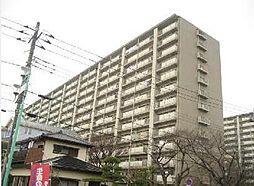 新松戸南パークハウスB棟[1階]の外観
