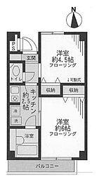 FNマンション[3階]の間取り