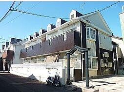 レジデンス津福本町Ⅱ[106号室]の外観