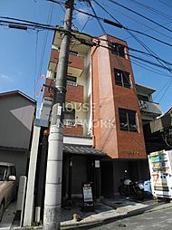 京都府京都市上京区真如堂前町の賃貸マンションの外観
