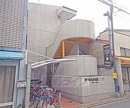 京都府京都市上京区南新在家町の賃貸マンションの外観