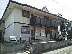 山口県下関市稗田北町の賃貸アパートの外観