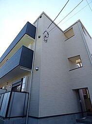埼玉県八潮市八潮5の賃貸アパートの外観