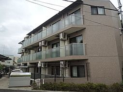 スターダスト新百合[4階]の外観