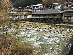 川のせせらぎを聞きながらのんびり田舎暮らし