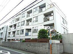 東京都三鷹市井の頭4丁目の賃貸マンションの外観
