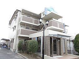 大阪府寝屋川市太秦元町の賃貸マンションの外観