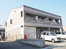 兵庫県姫路市網干区大江島古川町の賃貸アパートの外観