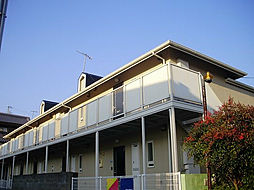 正木グリーンハイツ[2階]の外観