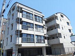 アルジェント庵[2階]の外観