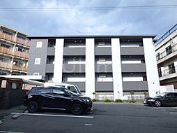 京都府京都市北区大北山原谷乾町の賃貸マンションの外観