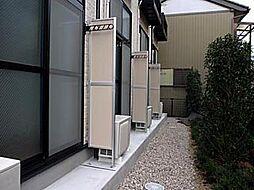 愛知県稲沢市小沢3の賃貸アパートの外観