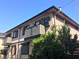 大阪府門真市五月田町の賃貸アパートの外観