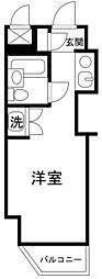 レスティー藤沢第1[102号室]の間取り